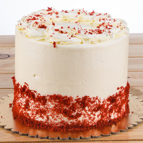Red Velvet Sponge by Pastel (Serves 16)